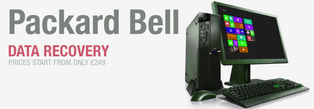 Packard Bell Recovery